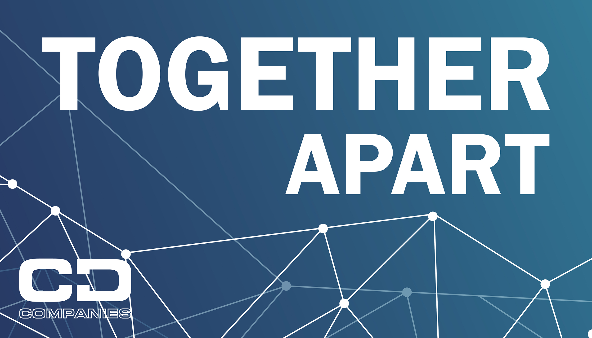 Together Apart CD Companies graphic