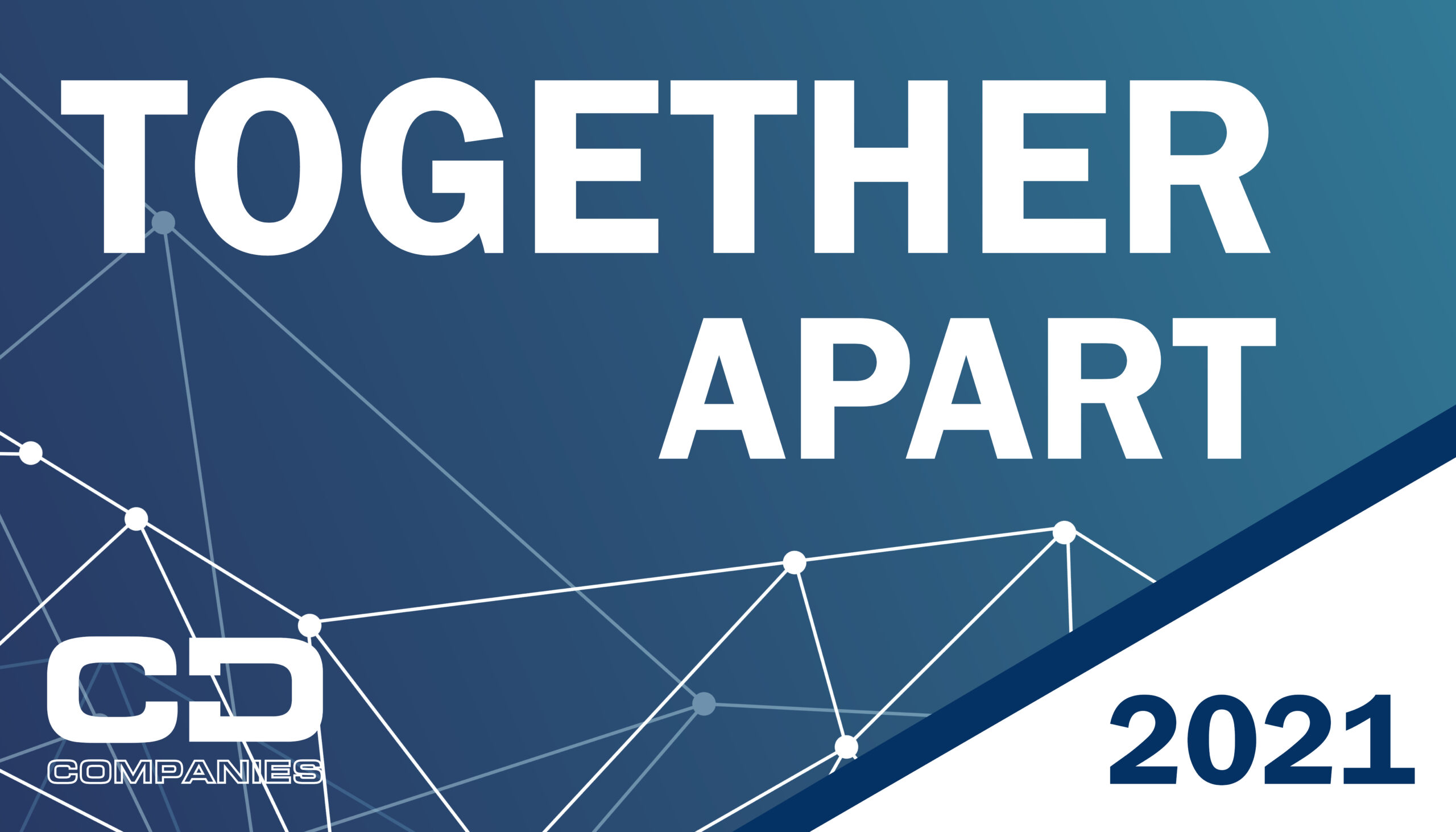 Together Apart 2021 Graphic